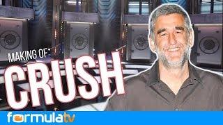 Making of 'CRUSH': Así es el plató del nuevo game show de TVE