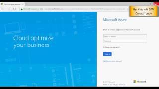 Microsoft Azure Cloud - Getting Started - DIY-1-of-20
