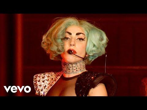Lady Gaga - Bad Romance (Gaga Live Sydney Monster Hall) Music Videos