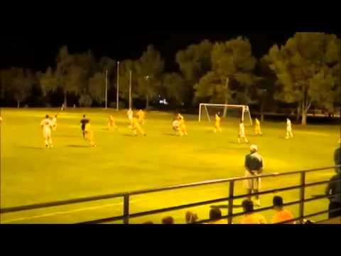Jake Winship Yavapai College Soccer