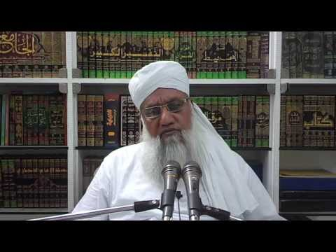 M Khalilur Rahman Sajjad Nomani Ka Tabsara Saudi Foreign Minister Saud Al Faisal Par video