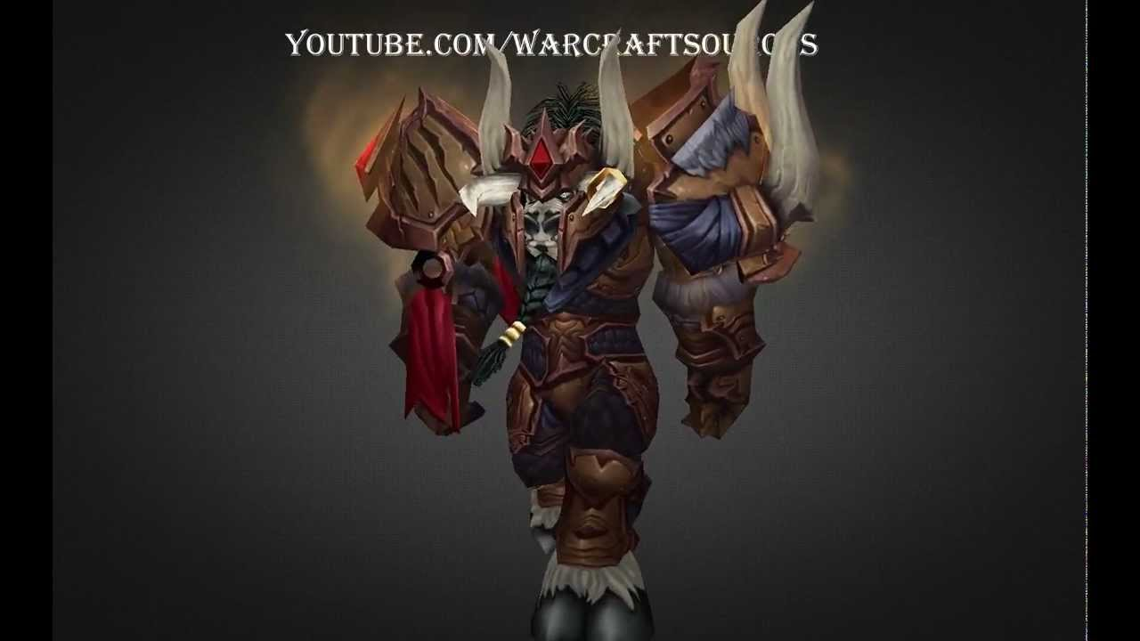 Tauren Warrior Challen...