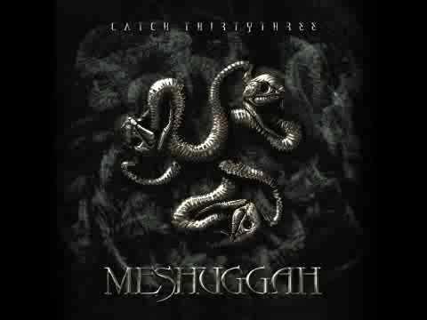 Meshuggah - Autonomy Lost