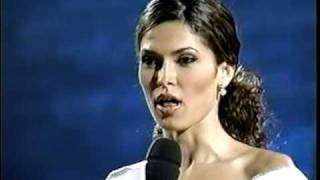 MISS UNIVERSE 2002 Top 5 Interview