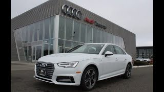 THE BEST!!! 2019 Audi A4 First Price