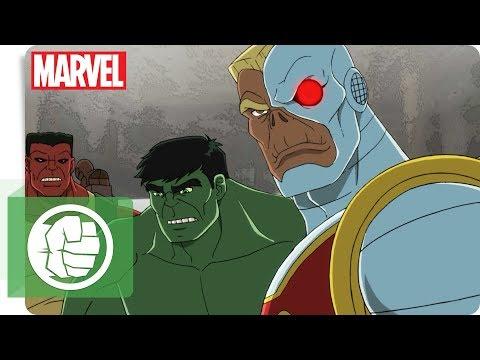 Hulk und das Team S.M.A.S.H. - Super-Skrull   Marvel HQ Deutschland