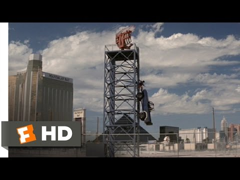 Rat Race (2/9) Movie CLIP - The Radar Tower (2001) HD