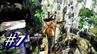 Let's Play Uncharted Golden Abyss - Part 7 Chapter 14 & 15