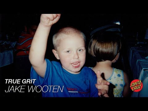 True Grit: Jake Wooten Perseveres Against All Odds. Santa Cruz Skateboards