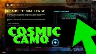 """NEW COMMUNITY CONTRACT in Black Ops 3! """"COSMIC CAMO"""" GRIND (Bo3 New Contracts) NEW MOD STREAM"""