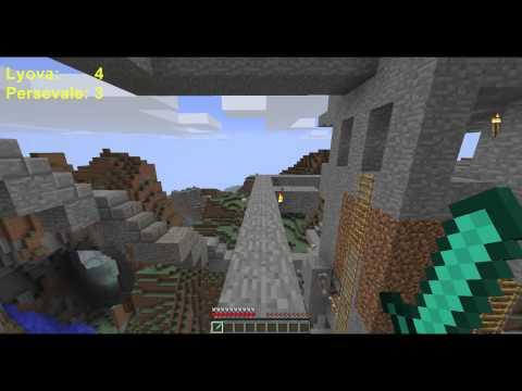 Minecraft - Эпическая дуэль