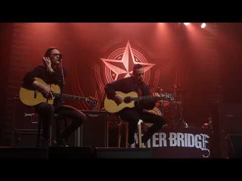 ALTER BRIDGE - In Loving Memory #1 (Paris, France 10/10/2017)