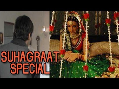 Arnav & Khushi's SUHAGRAAT SPECIAL EPISODE in Iss Pyaar Ko Kya Naam Doon 10th August 2012 (NEWS)