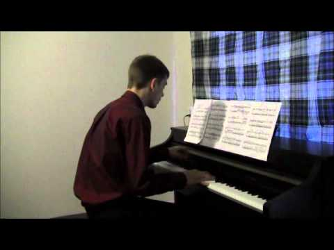 Keith Black Plays Charles Griffes The Vale Of Dreams Op.5 No.2 (three Tone Poems) video