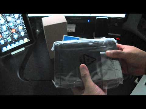 [Unboxing] Seagate FreeAgent GoFlex Desk 3TB External Hard Drive