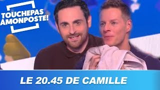 Le 20.45 de Camille Combal : Camille clashe Matthieu !