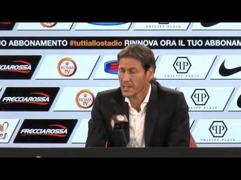 Rudi Garcia: 'Juve vergogna, arbitro condizionato. Scudetto alla Roma'