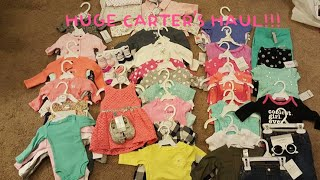 Huge Baby Clothing Haul!