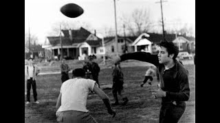 Elvis Presley Football Game December 27 1956 Now and Then Spa Guy