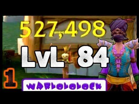 84 Destruction Warlock Twink Pvp #1 | Mop 5.3 video