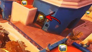 AMAZING *NEW* Treasure Hunt Game..!! - Overwatch Workshop Funny & Fail Moments #8