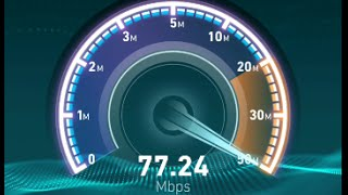 77 MB/s : SPEED TEST OF RELIANCE JIO 4G ON LeEco Le 2