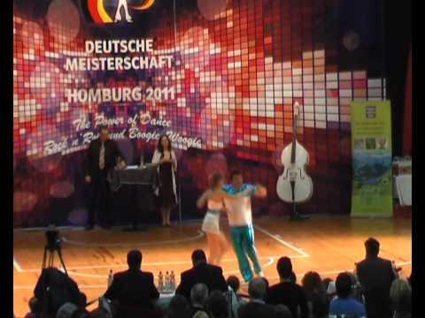 Gisa Roth & Marco Stefano Giordano - Deutsche Meisterschaft 2011