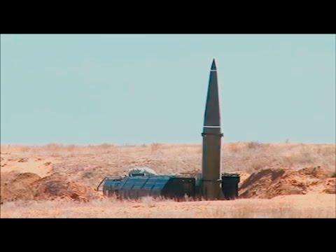 005 Новая версия ракеты 9М723 комплекса 9К720 Искандер-М
