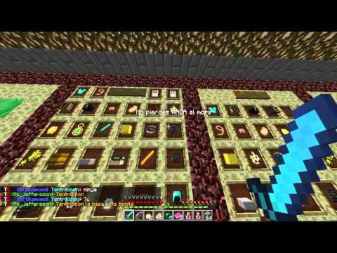 Minecraft Server Survival/Kit PVP & MiniJuegos 1.7.4 No Premium Sin Lag! 1.7