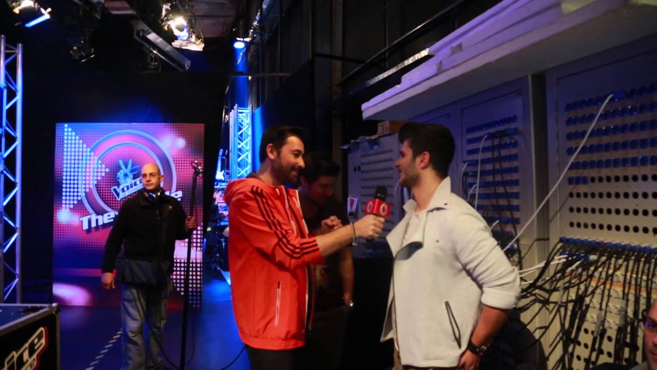 Backstage 3ou Battle | The Voice of Greece (V Reporter)