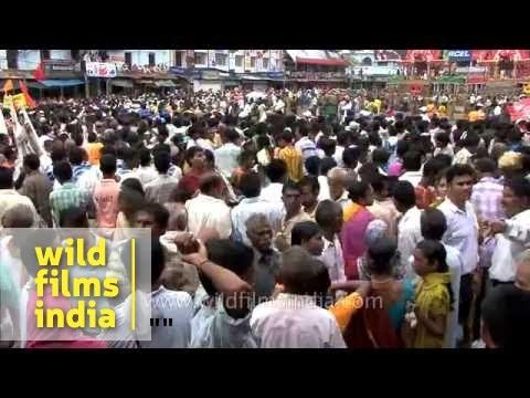 Odisha observes the annual Rath Yatra - India