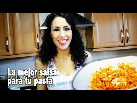 La mejor salsa italiana para la pasta