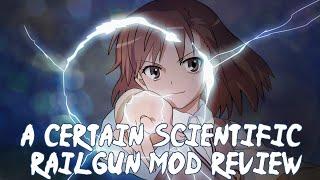Minecraft Academy Craft Mod Review (A Certain Scientific Railgun Mod) || Unleash Your Inner Esper!