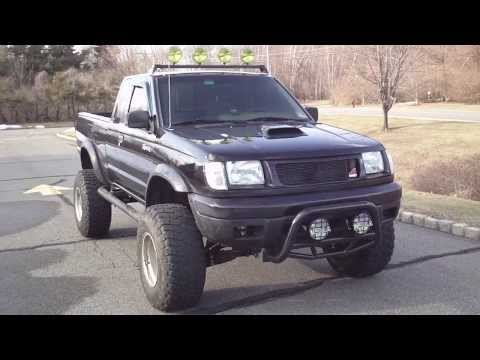 1998 Nissan Frontier LIFTED 6.5