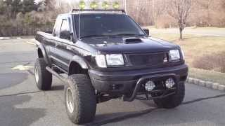 1999 nissan frontier xe v6 king cab 4wd for sale in garret. Black Bedroom Furniture Sets. Home Design Ideas