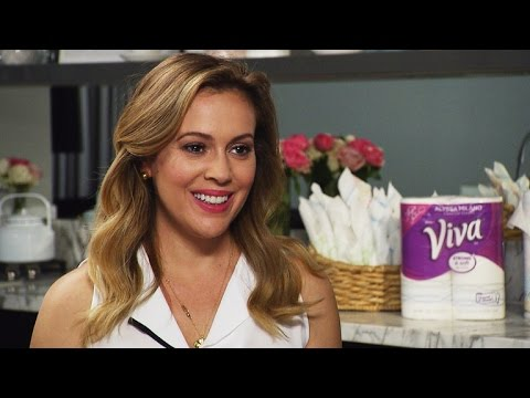 Alyssa Milano Says 'Divorce Is Not an Option' For Her and David Bugliari
