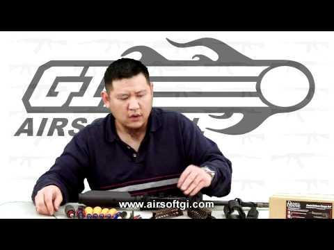 Airsoft GI - Daniel Defense Omega RIS Installation