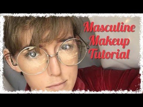 Cosplay Tutorials   Masculine/Male Makeup