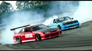 DriftSouth Battle Of The Islands 2012 - Timaru Raceway