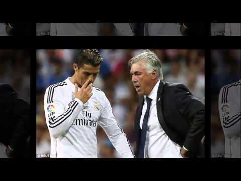 Cristiano Ronaldo Reveals Desire to Work with Carlo Ancelotti for a Second Time