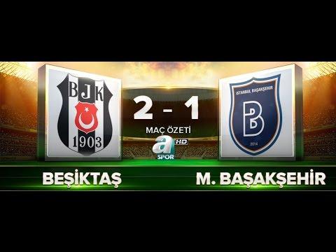 Türkiye Kupası - Beşiktaş - İ.B.B Final Maç Özeti