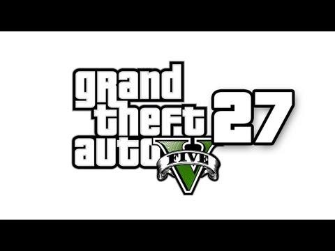 GTA 5 (Grand Theft Auto 5) - Прохождение pt27