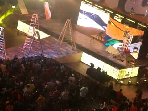 Wwe Rey Mysterio Entrance Tlc 2010 video