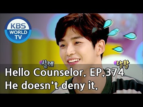 Yes. I'm the most popular one!!  [Hello Counselor Sub:ENG,THA/2018.08.06]