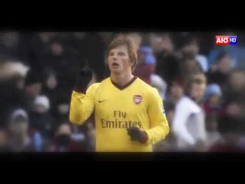Andrei Arshavin 2006-2012. The story with bad end  AksHD