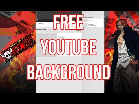 Free Youtube Background - One Piece Theme (shanks) video