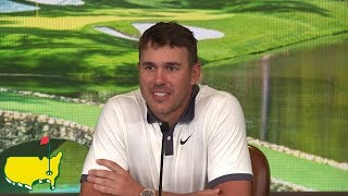 Brooks Koepka's Second Round Interview