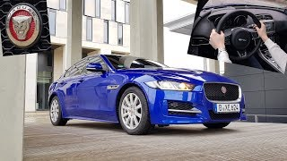 Jaguar XE Test - Die Alternative in der Mittelklasse? Review Kaufberatung