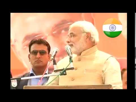 Narendra Modi Drunk during election campaign rally (NAMO BJP) - Arvind Kejriwal AK 49