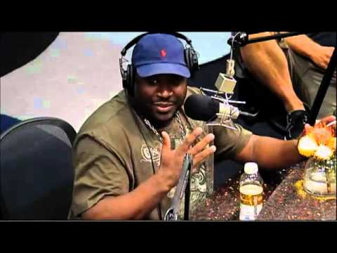 Corey Holcomb on Tom Joyner Show Pt1
